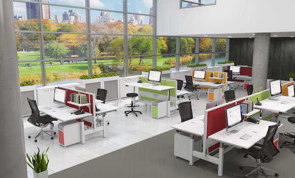 ergonomic office workstations in sydney